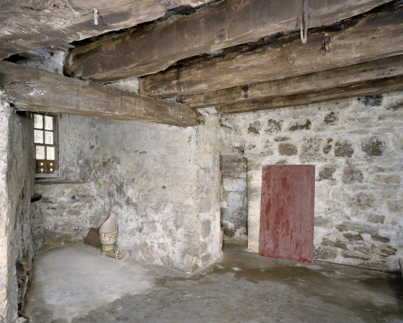 Interior. Basement. Cellar