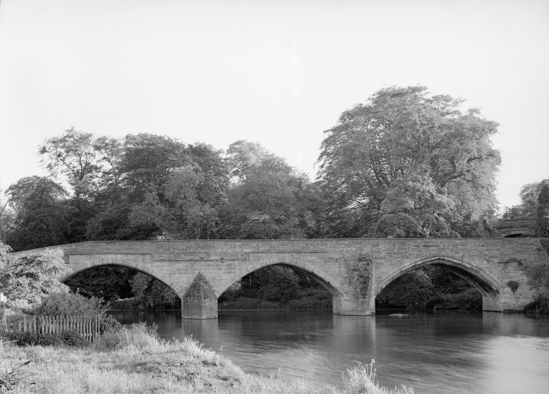 Cramond Old Bridge View from North