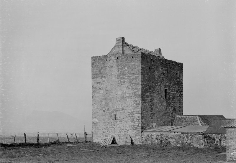 Liberton Tower View from West