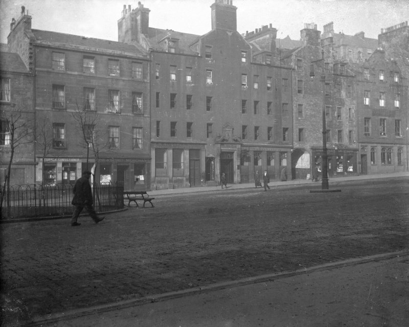 General view of 26 - 42 (even) Grassmarket