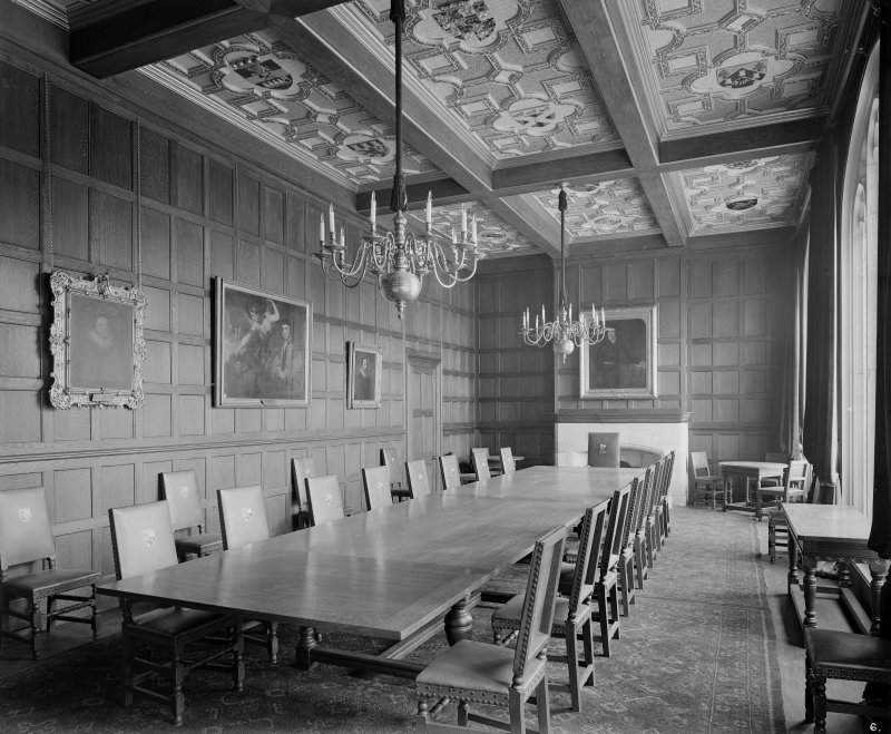 Interior - view of board room