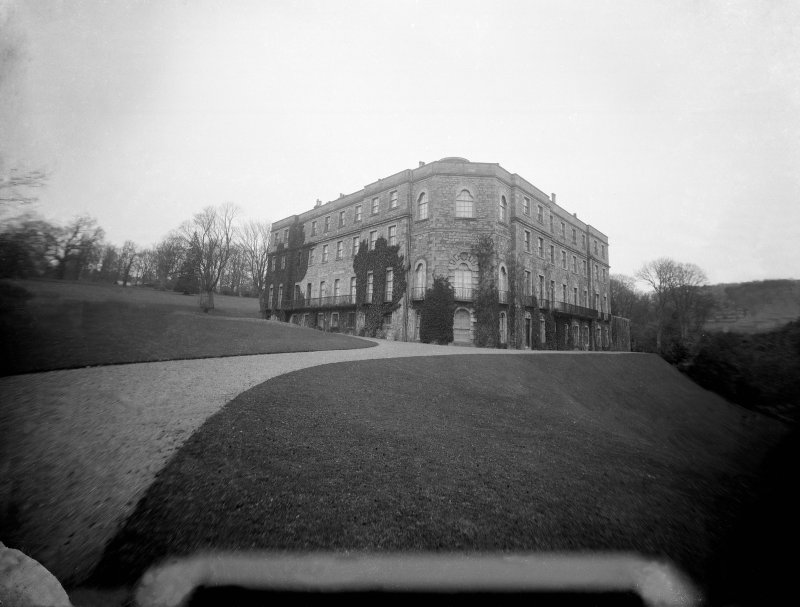 Minto House View from South West
