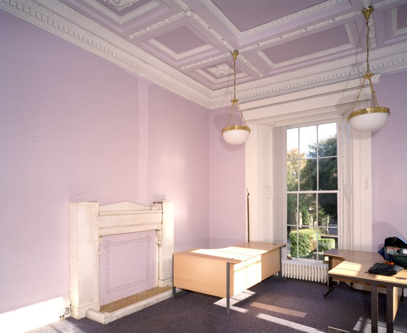 Interior. View of Drawing Room