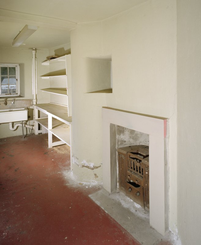 Interior. View of ground floorl store room