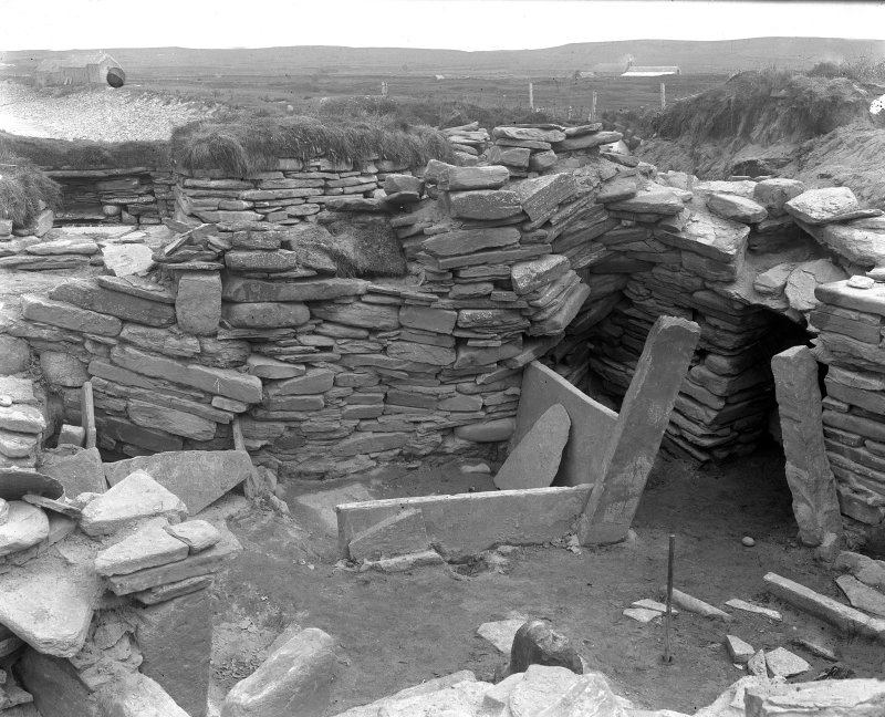 Excavation Photograph: House 2.
