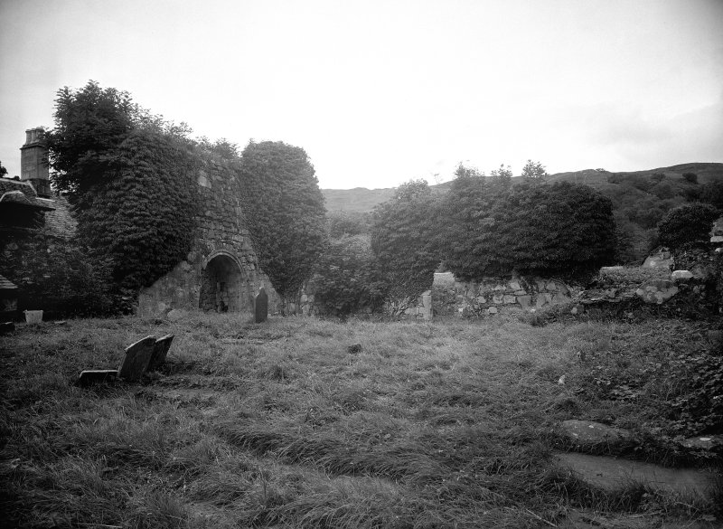 Ardchattan Priory General view