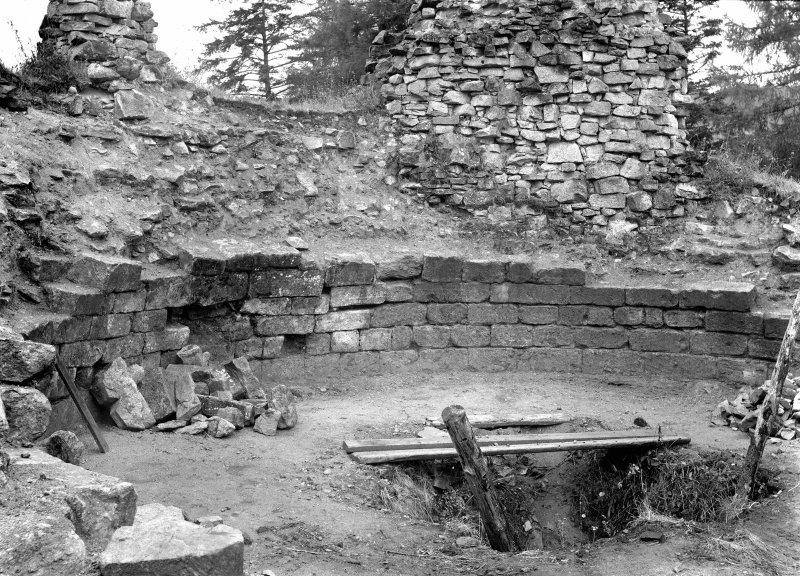 General view of Dr Simpson's excavations.