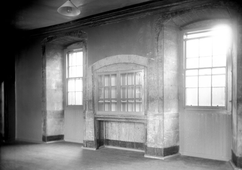 Interior. View of first floor room.