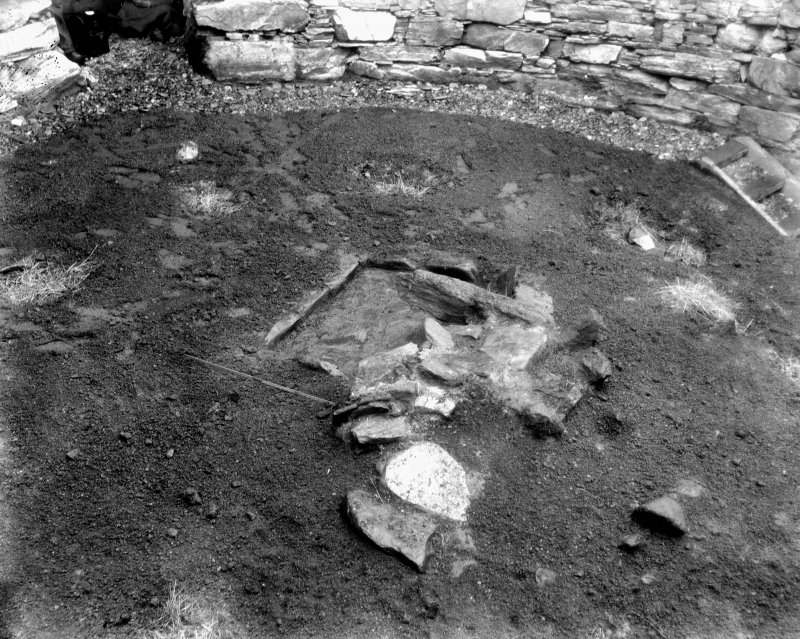 Excavation Photograph: Hearth
