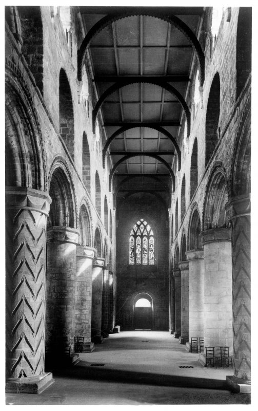 Nave, looking West (Interior)
