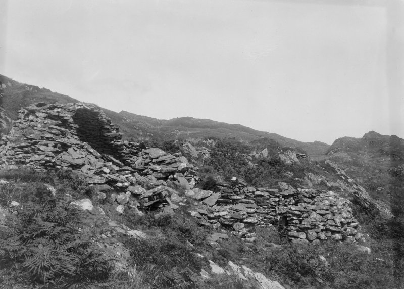 Eileach An Naoimh, Beehive cell. General view from South.