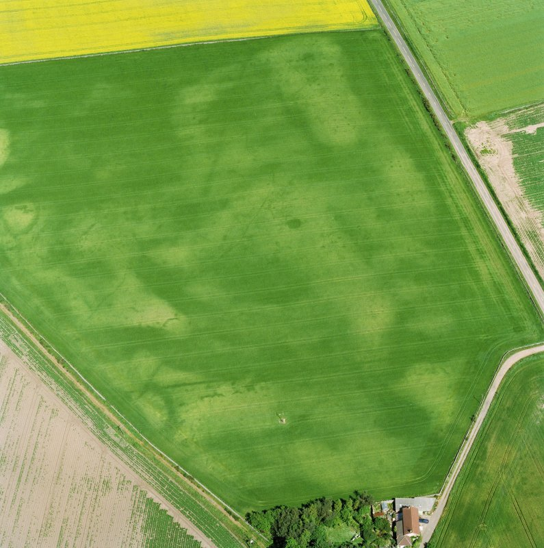 Chapelton, oblique aerial view, taken from the SW