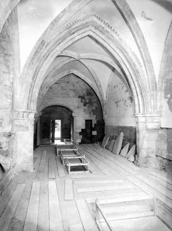 Interior. View of Lady Chapel.