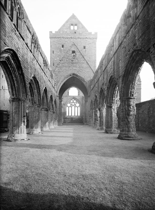 Interior. View of nave.