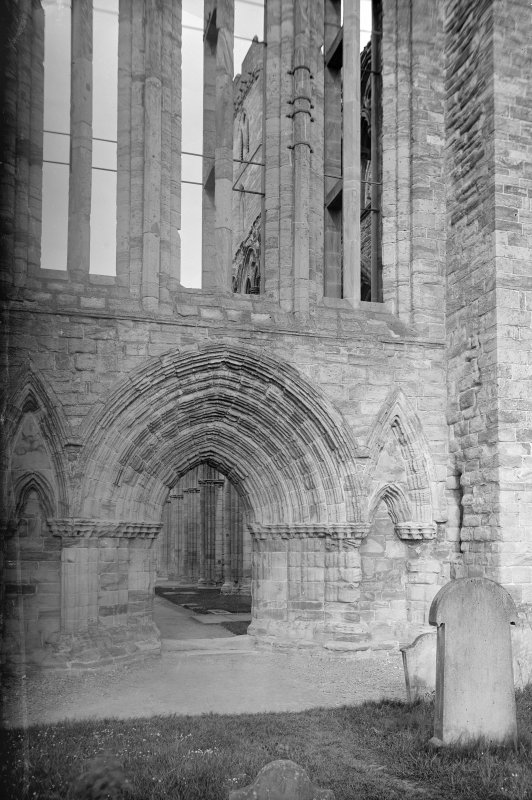 Dunblane Cathedral Doorway
