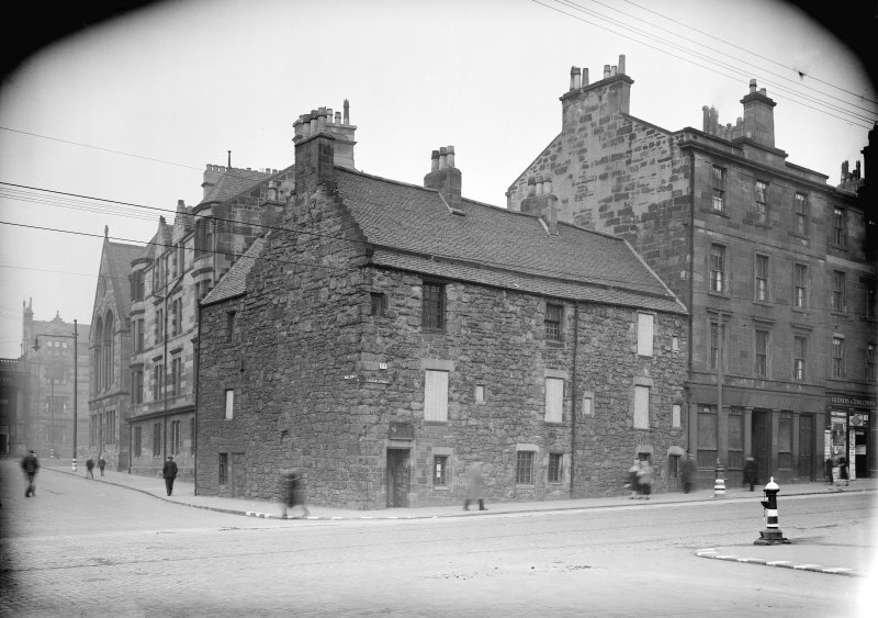 Provand's Lordship View from East