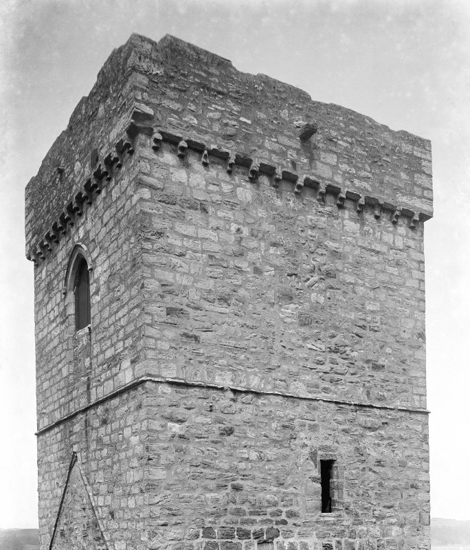 Tower from South West upper half