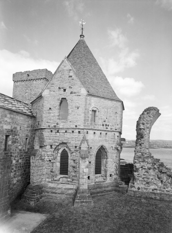 Chapter House from house