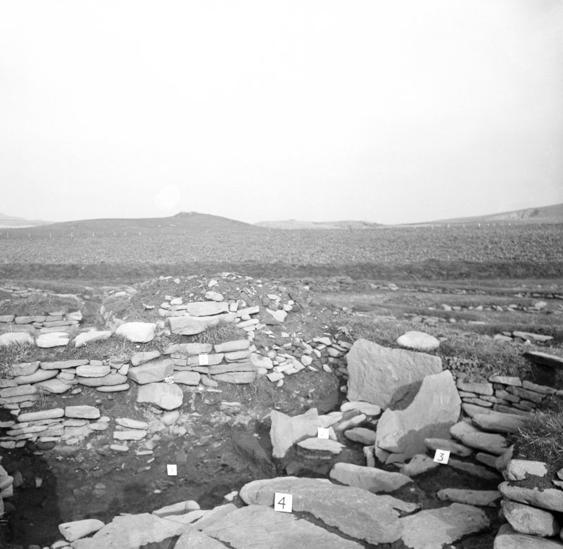 Excavation Photograph: Site under excavation.