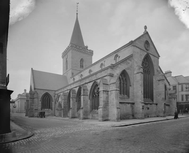 View of St John's Church, Perth
