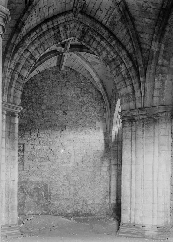 Interior. View of N transept.