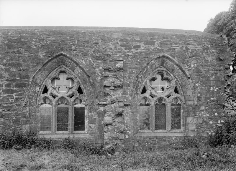 View of windows.