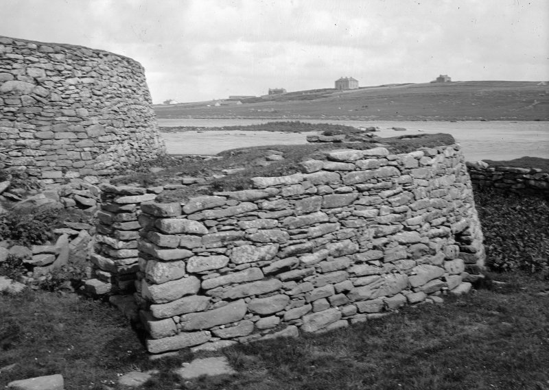 LERWICK, SOUTH ROAD, CLICKIMIN (BROCH, FORT, SETTLEMENT) RCAHMS