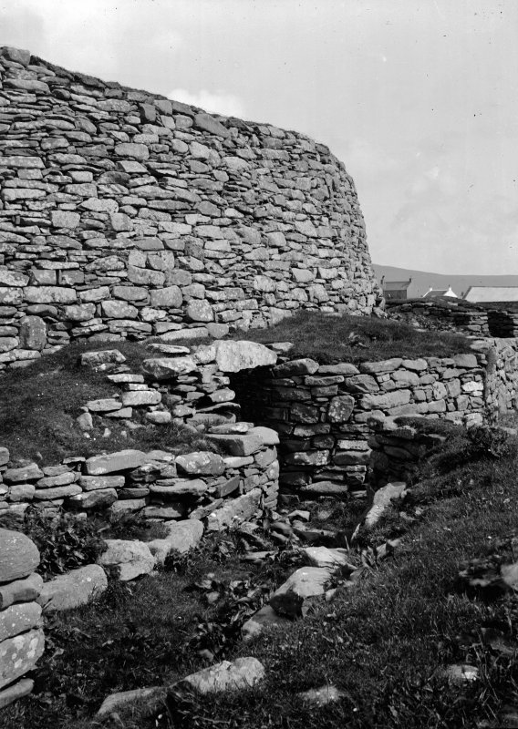 LERWICK, SOUTH ROAD, CLICKIMIN (BROCH, FORT, SETTLEMENT)