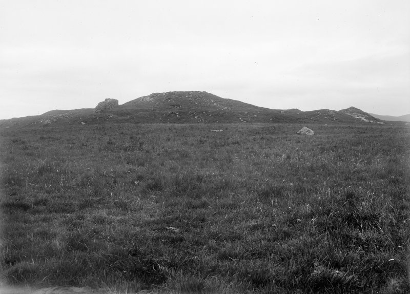 Distant view of Broch. Inv fig 478, 479 RCAHMS