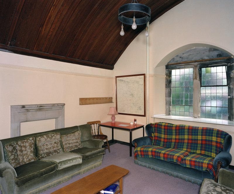 Interior.  Manager's room, view from north west