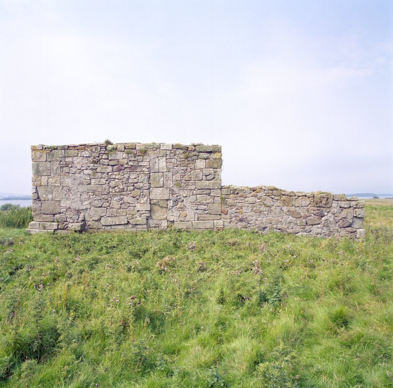 General view from East.