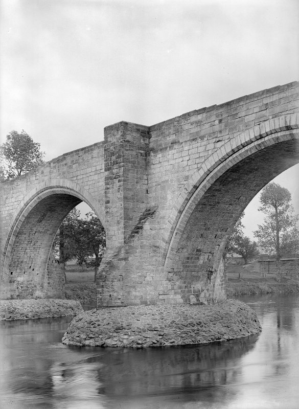 View of arches.
