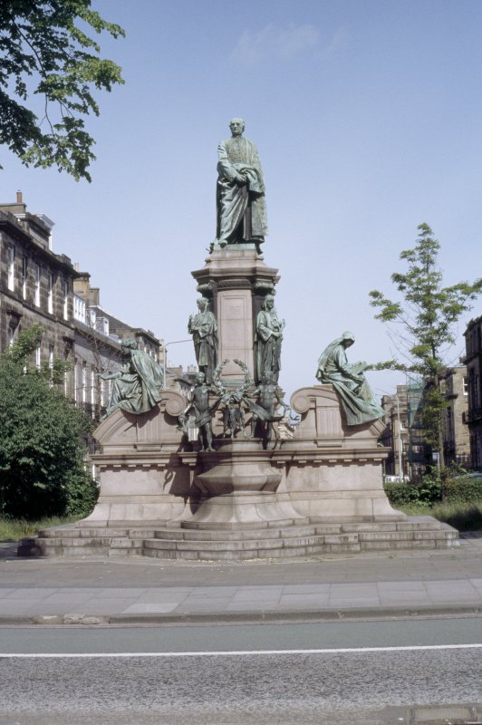 View of Gladstone Memorial.