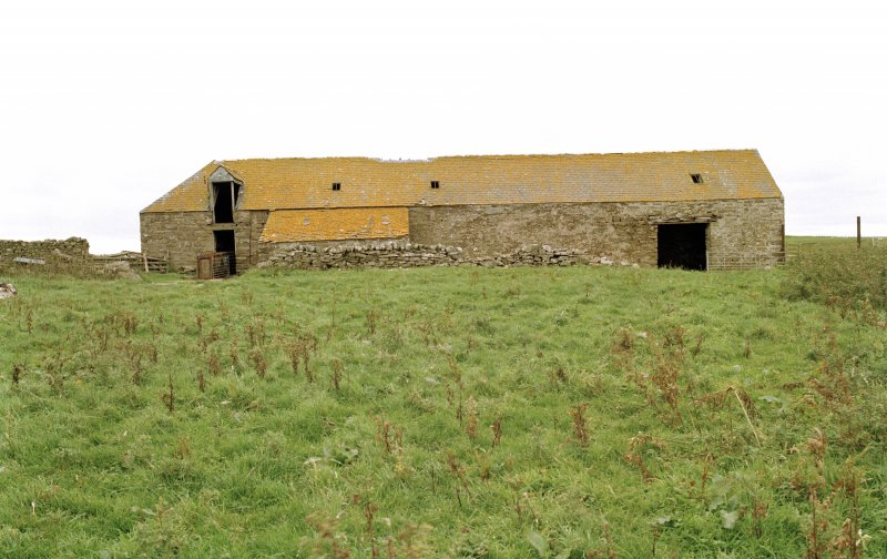 Byre from west