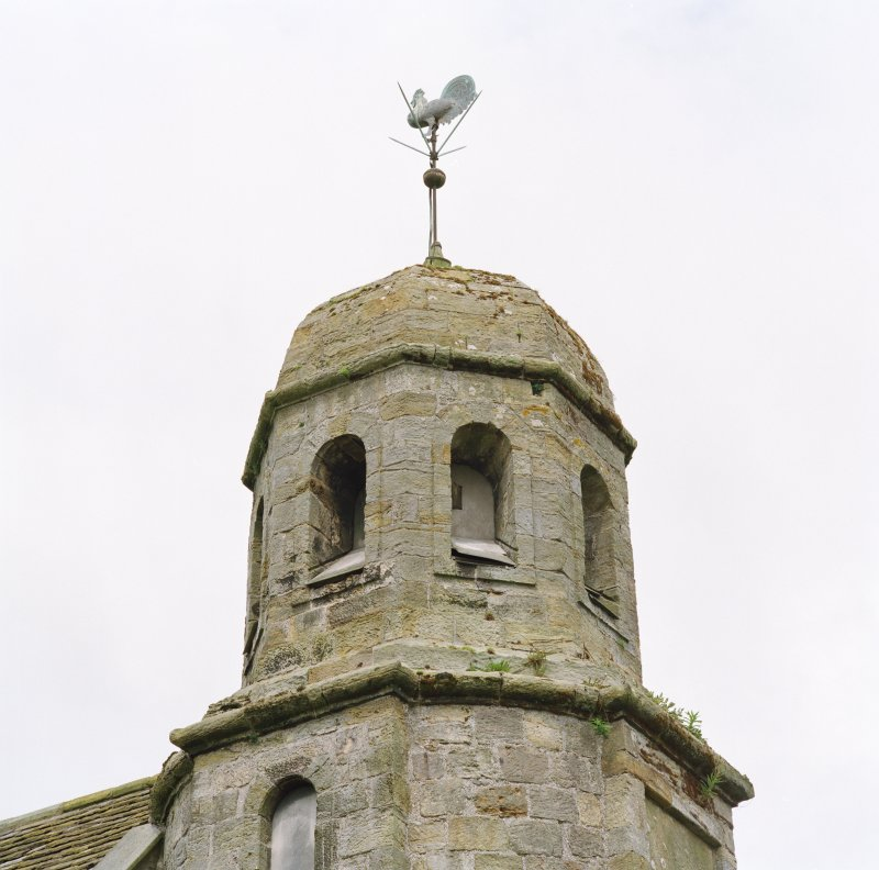 Detail of belfry