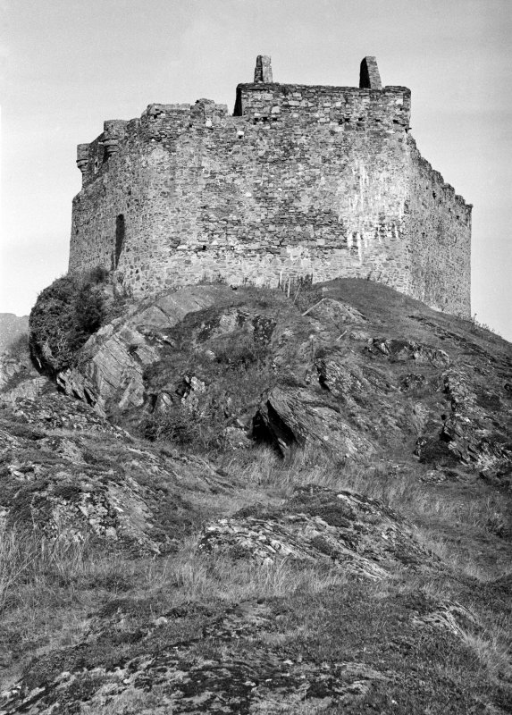 General view of castle