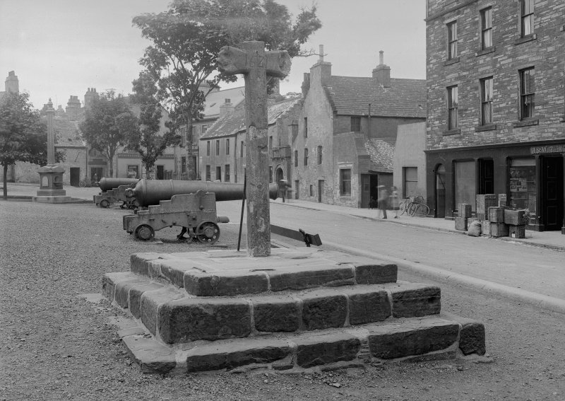 Kirkwall Town Cross.