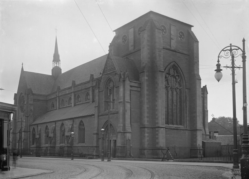 Perth, St Ninian's Cathedral. General exterior view.