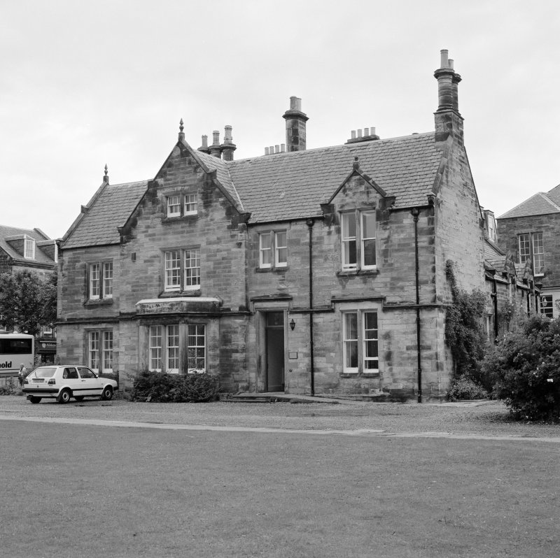 General view of East Lodge from South West