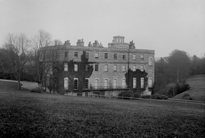 View from North West