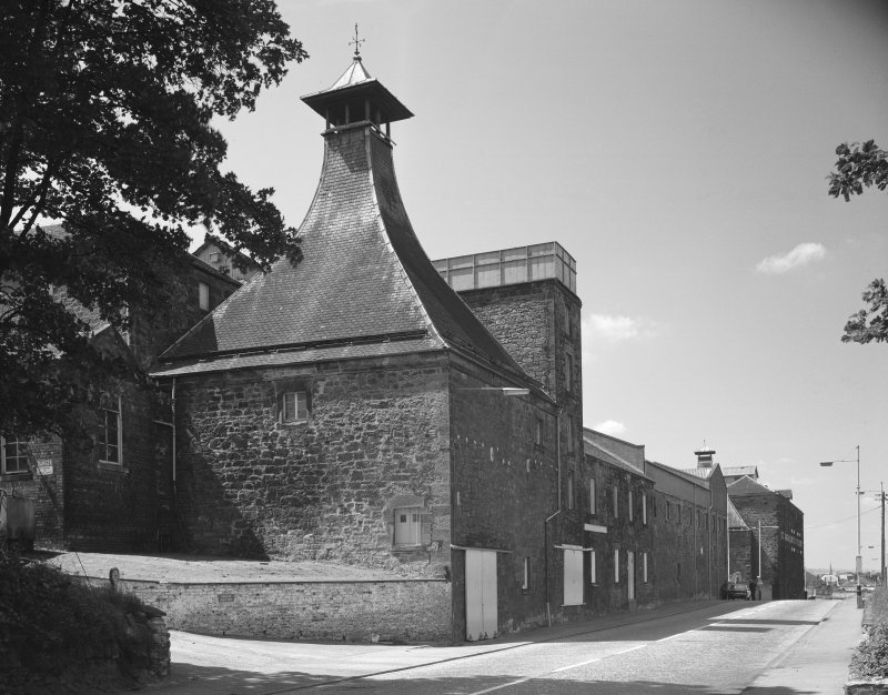 St Magdalene's Distillery, view from SE.