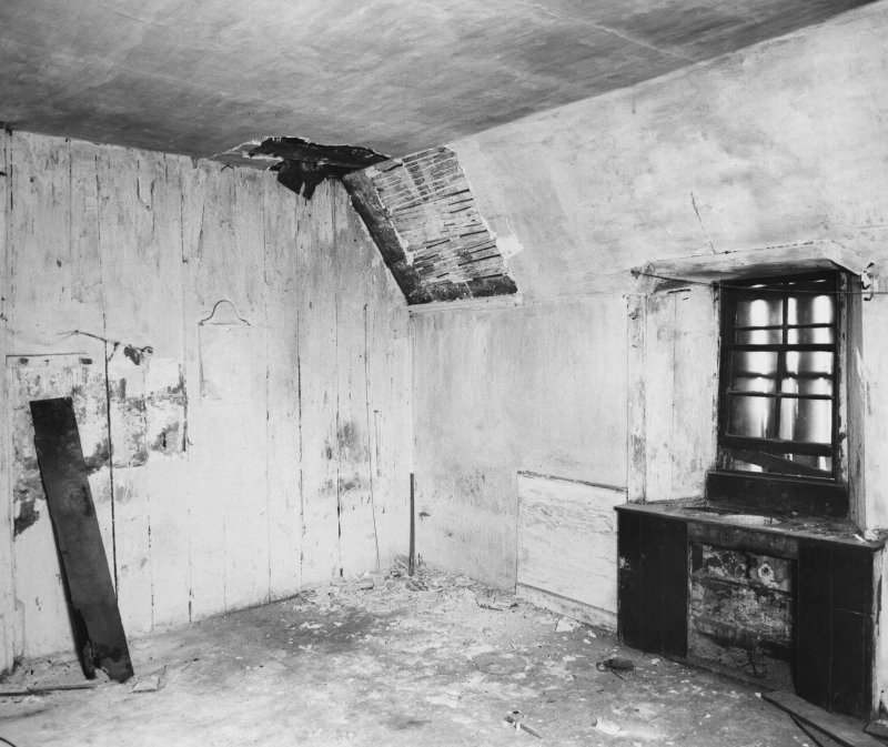 Aberdeen, Broad Street, Provost Skene's House, Interior. General view of interior.