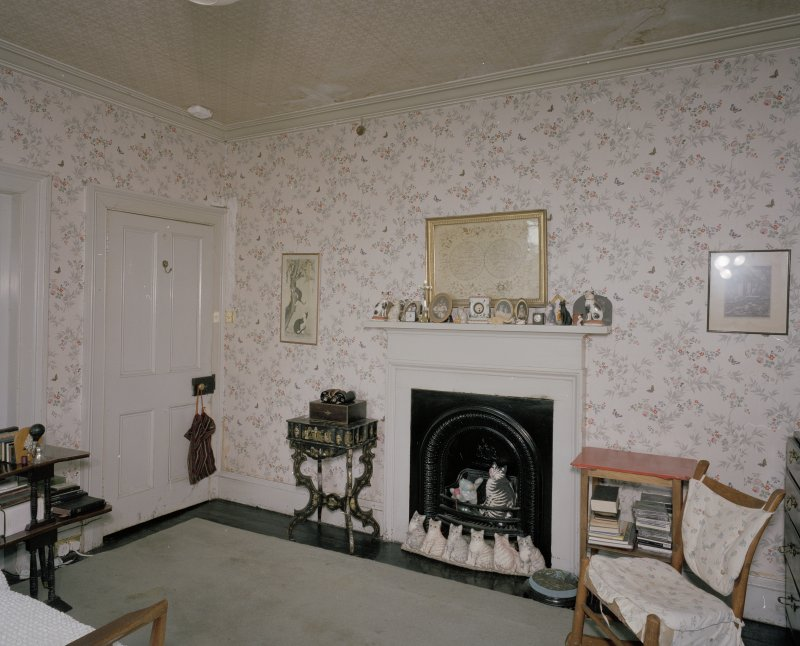 Interior. First floor principal bedroom