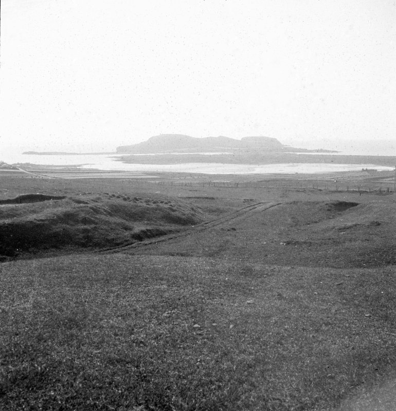 View of Sumburgh Ness.