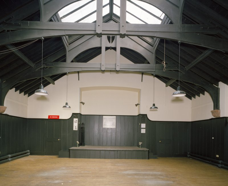 Interior. View of hall