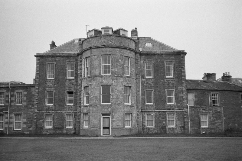 View of Craigie House, Ayr, from South.