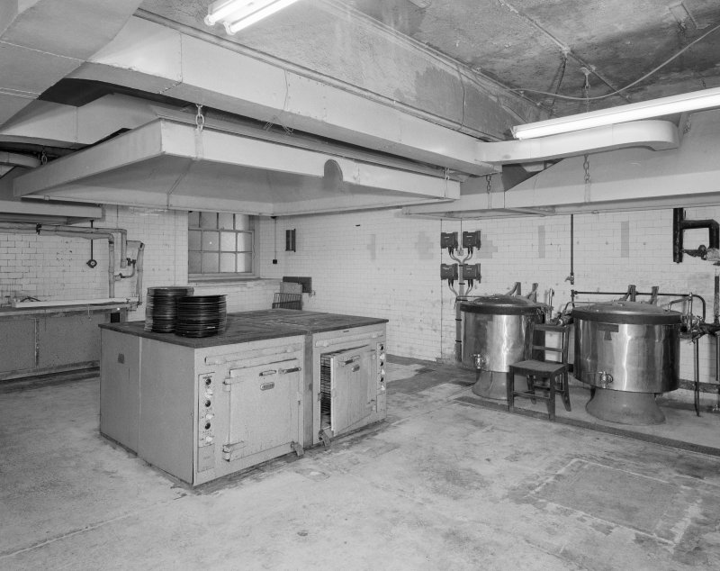 Interior. View of kitchen