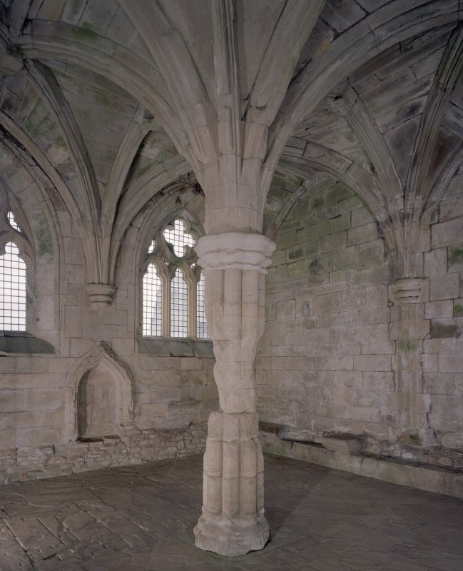 Interior. Chapter House.