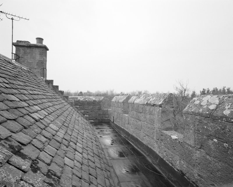 View of rooftop