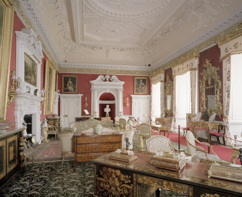 Interior. 2nd floor. Large Drawing Room